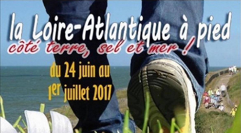 La Loire-Atlantique à pied