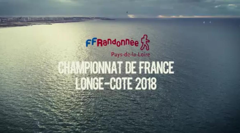 PAYS-DE-LA-LOIRE: Championnat de France Longe Côte 2018