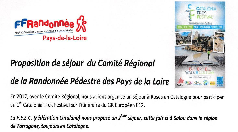 PAYS-DE-LA-LOIRE: CATALONIA Treck Festival 2020