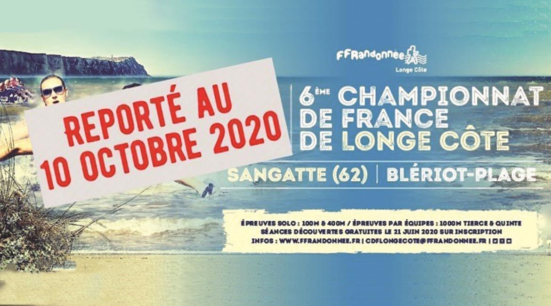 PAYS-DE-LA-LOIRE: Championnat Régional Longe-Côte 2020