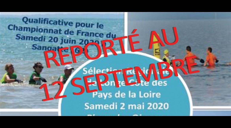 PAYS-DE-LA-LOIRE: Championnat Régional Longe-Côte