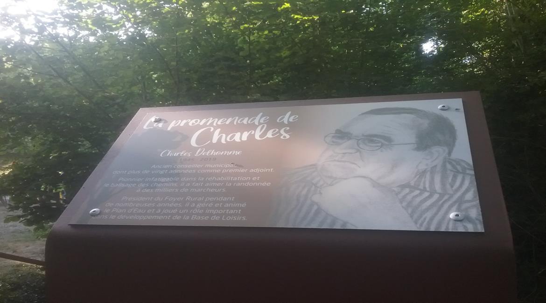 PAYS-DE-LA-LOIRE: Hommage à Charles DELHOMME